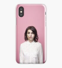 emma blackery magnetised photoshoot pink iPhone Case/Skin