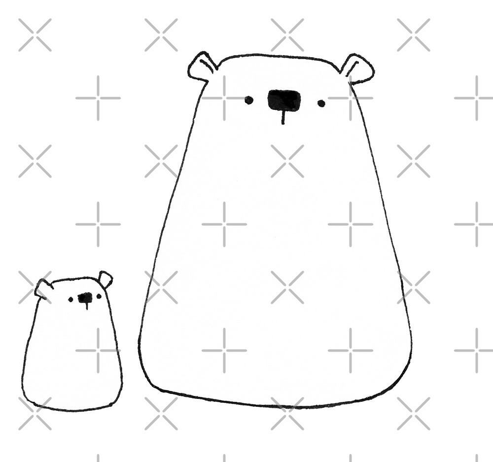 Mama Bear by katherineblower