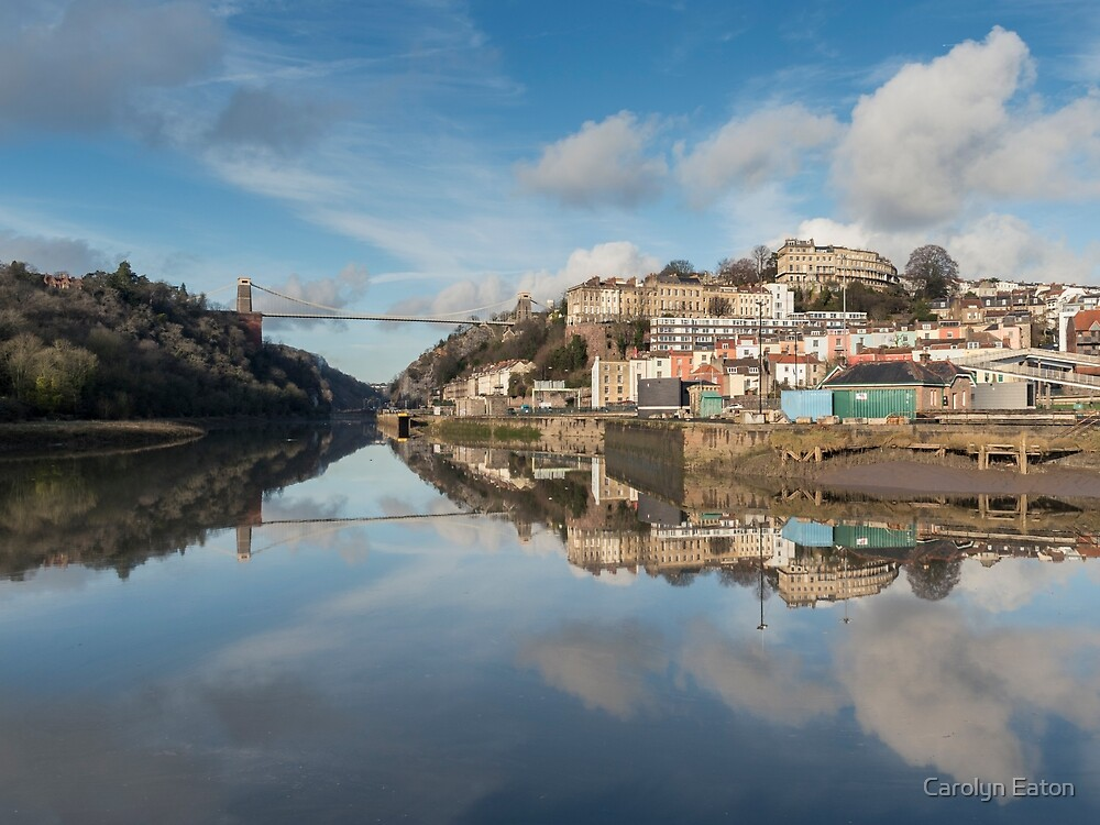 Bristol Reflected by Carolyn Eaton