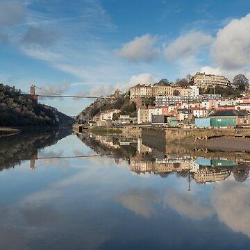 Bristol Reflected by CarolynEaton