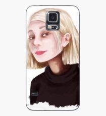 Mars Argo Fanart  Case/Skin for Samsung Galaxy