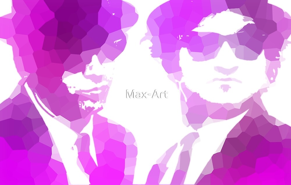 Blues brothers by Max-Art