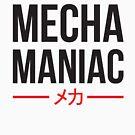 Mecha Maniac by jgconcepcion
