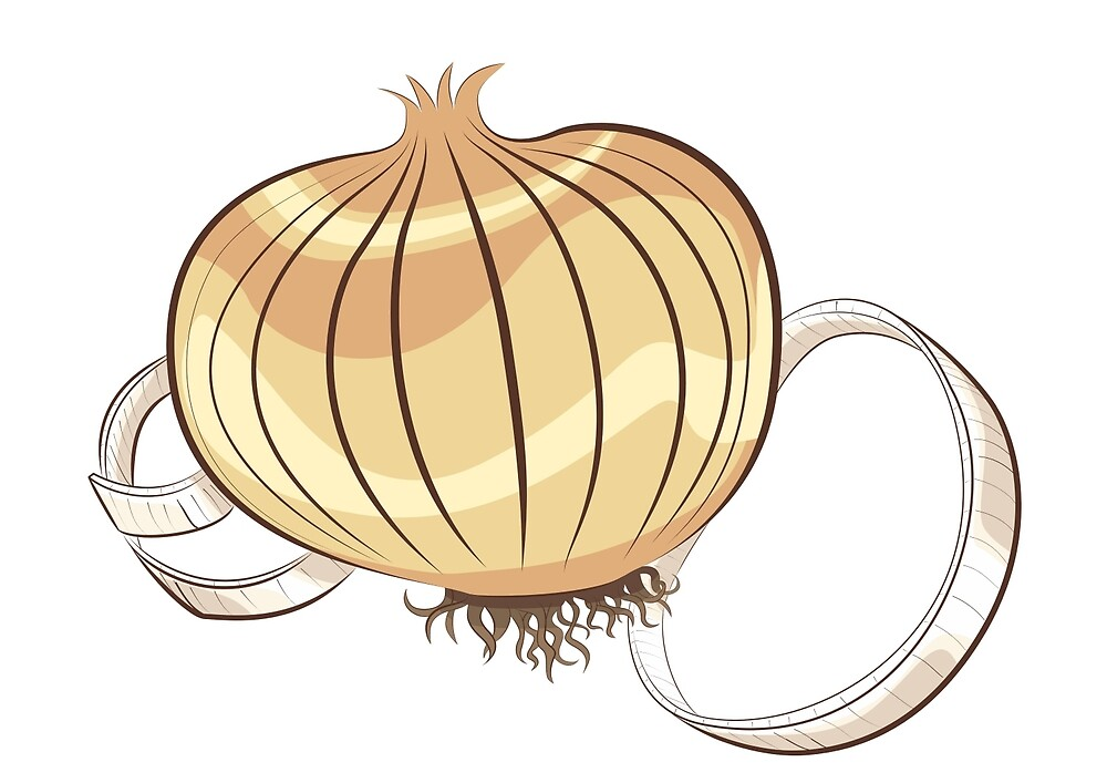 Onion design by phskulmshirt