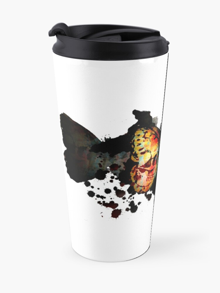 Alternate view of The Butterfly Effect Travel Mug