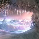 Ice Land by Igor Zenin