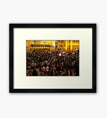 The Community Framed Print