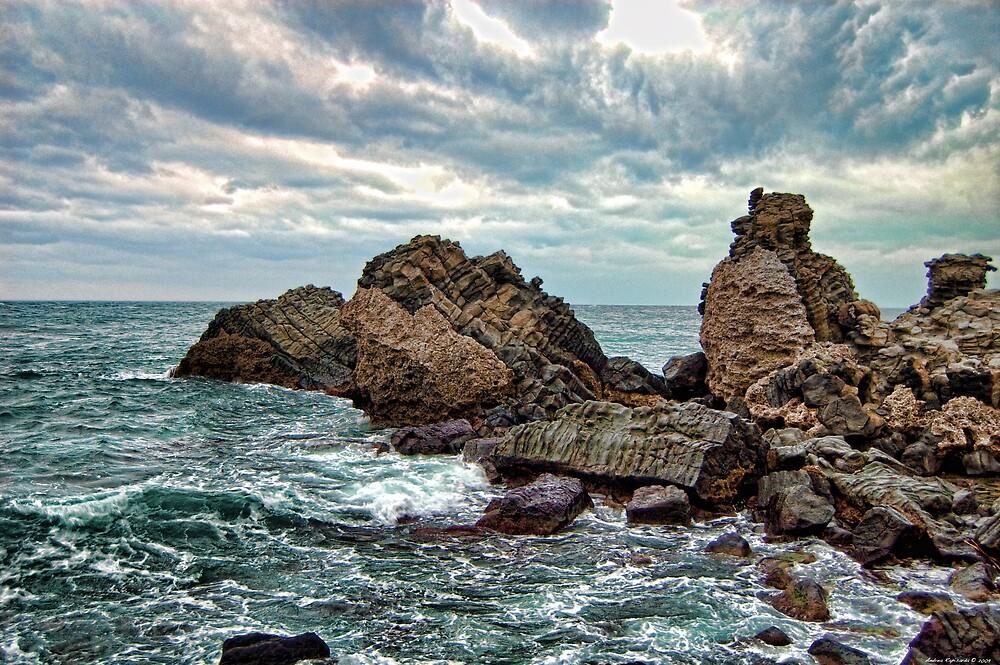 Waves by Andrea Rapisarda