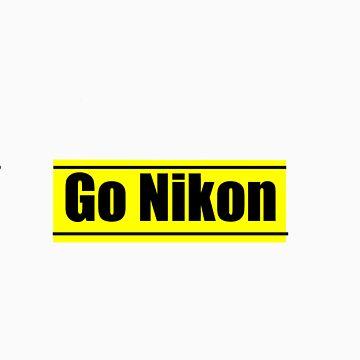 Go Nikon by krisb22