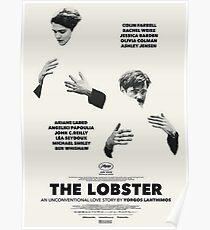 Das Hummer-Filmplakat Poster