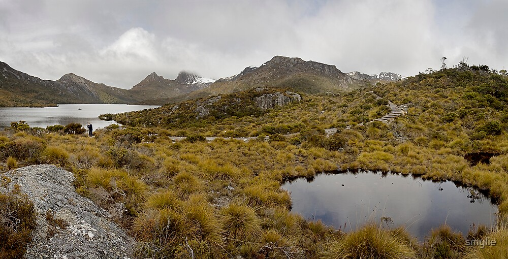 Dove Lake & Cradle Mountain by smylie