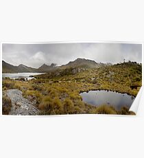 Dove Lake & Cradle Mountain Poster