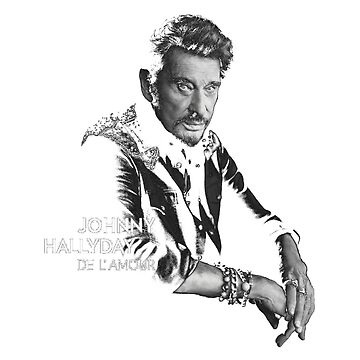 johnny hallyday by Nikahmeng