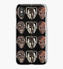 Time travellers nemesis iPhone Case