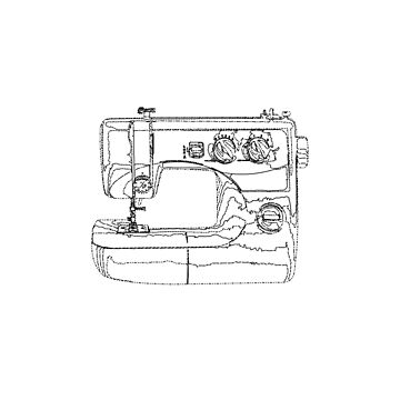 Sewing Machine (girls only!) by Elenix