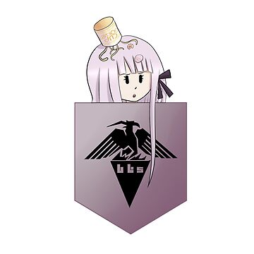 Pocket Kirigiri Kyouko by WowBeva