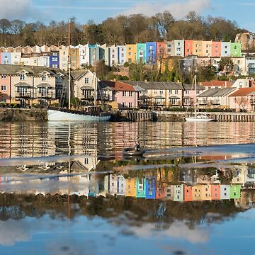 Bristol in a puddle! by CarolynEaton