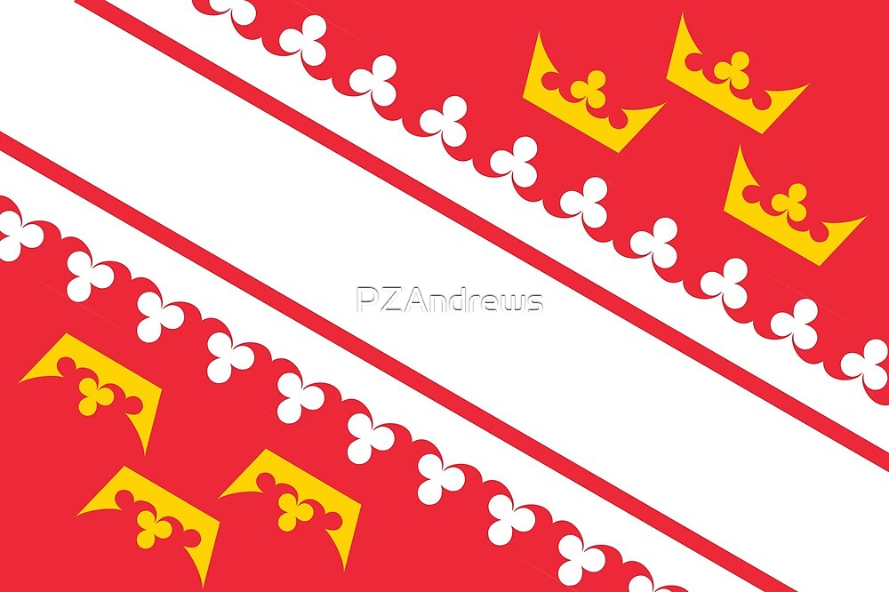 Flag of Alsace by PZAndrews