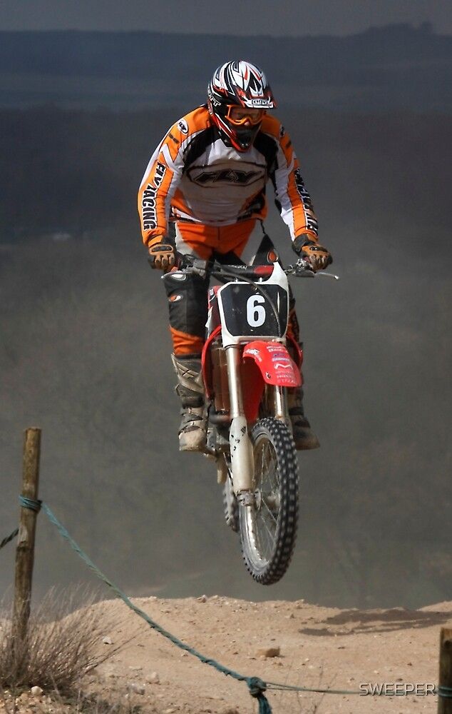 Motocross by SWEEPER