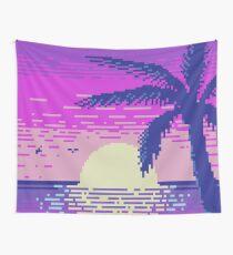 Tela decorativa Pixel Sunset