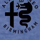 Alfa Romeo of Birmingham Crest by Fobrocks
