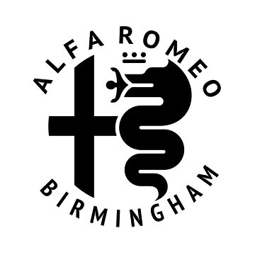 Alfa Romeo of Birmingham Crest by Fobrocks