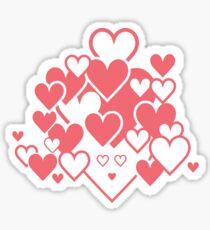 Hearty Rosa Sticker