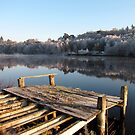 Loch Dochfour in Winter by jacqi