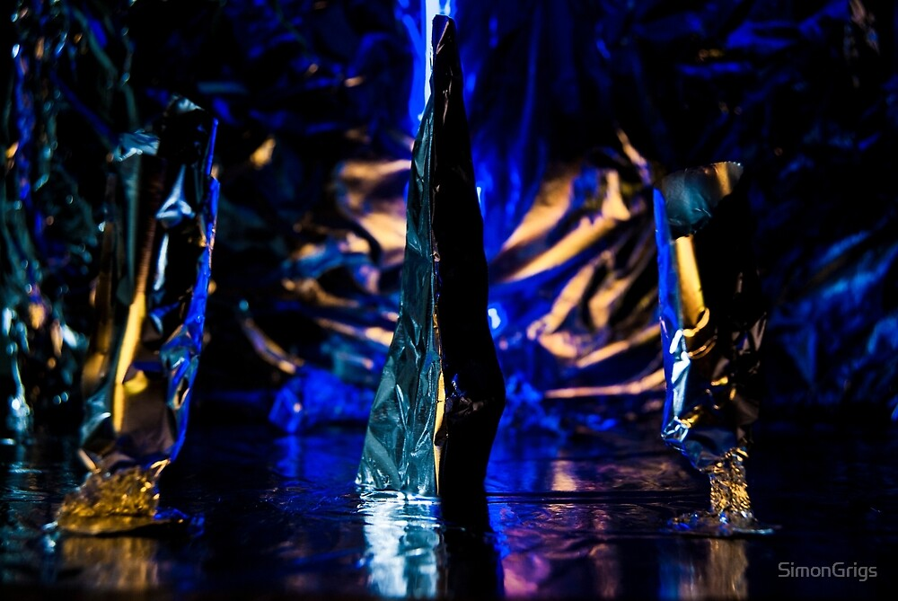 Ambient Lights and Reflections, Ambient tower by SimonGrigs