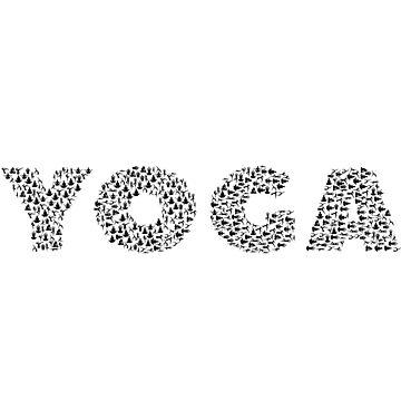 Yoga by Crtive