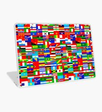 FLAGS OF THE WORLD Laptop Skin