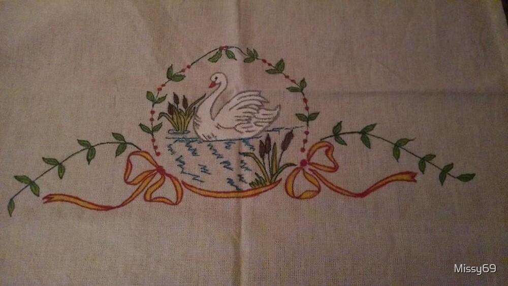 Swan Art by Missy69