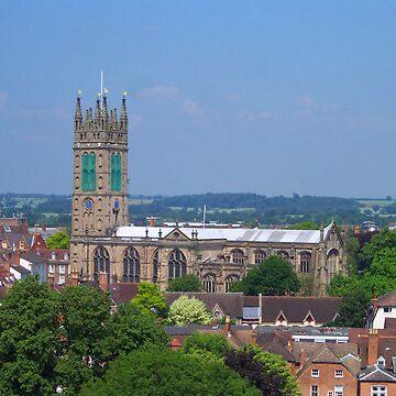 St Mary's, Warwick by sjmphotos