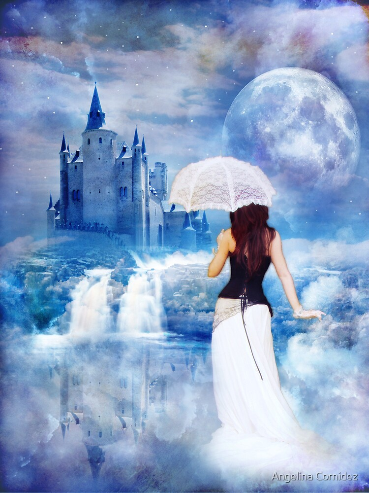 Castle In The Clouds by Angelina Cornidez