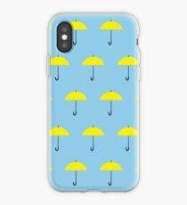 HIMYM Yellow Umbrella iPhone Case
