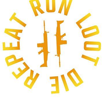 Run, Loot, Die, Repeat  by snitts