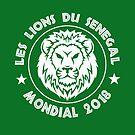 The League of The Lion by senegalatrussia