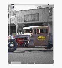 Rat Rod 'Rat's Nest' Garage iPad Case/Skin