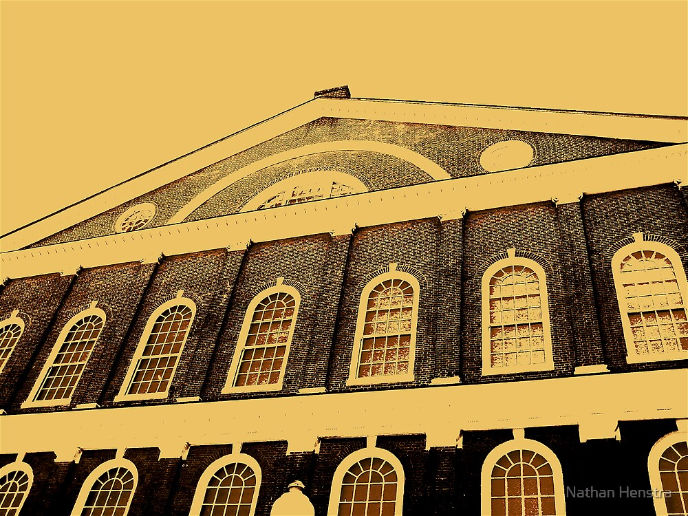Quincy Market by Nathan Henstra