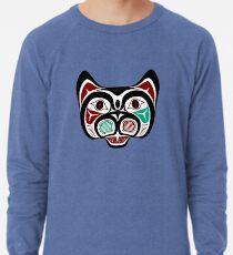 Northwest Pacific coast Haida Kitty Lightweight Sweatshirt