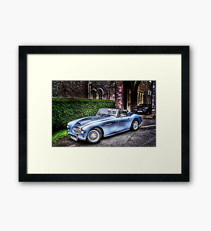 Repli-car Framed Print
