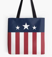 Captain's Shield Tote Bag