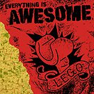 Everything Is Awesome by byway
