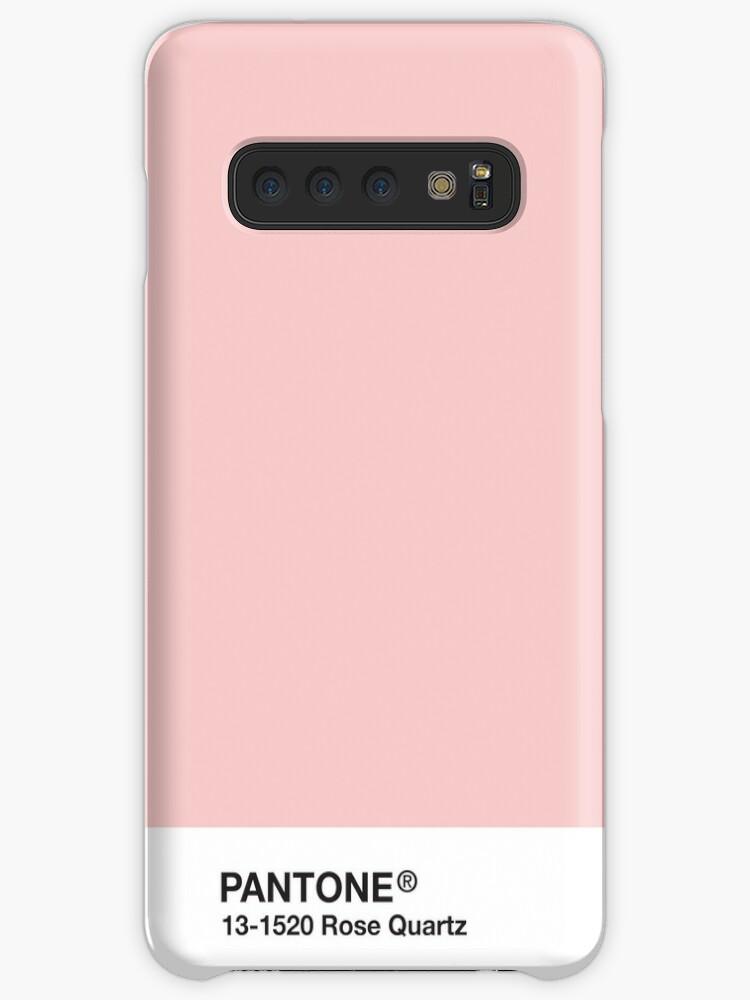 «Serie Pantone y Tumblr Vibes - Rose Quartz AKA Millennial Pink» de heathaze