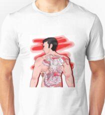 dragon of the dojima family Unisex T-Shirt