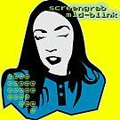 Screen-grab mid-blink by GaffaMondo
