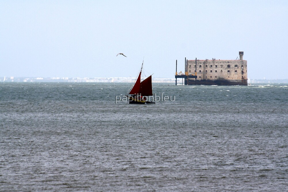 Fort Boyard by Pamela Jayne Smith