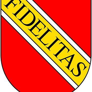 Karlsruhe Coat of Arms, Germany by PZAndrews