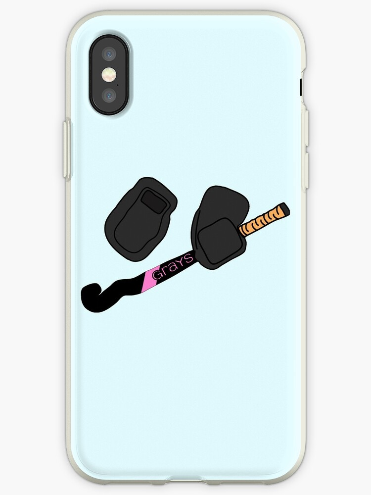 Field Hockey Goalie Pads Iphone Cases Covers By Mirmaids Redbubble
