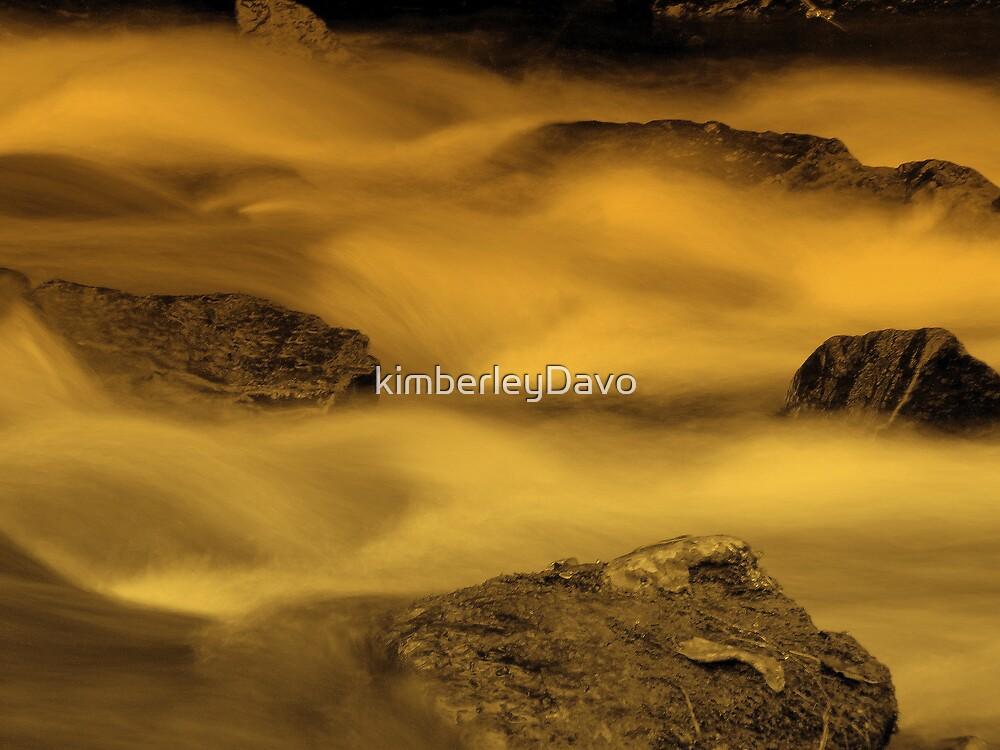 Loggerheads Stream by Kimberley Davitt